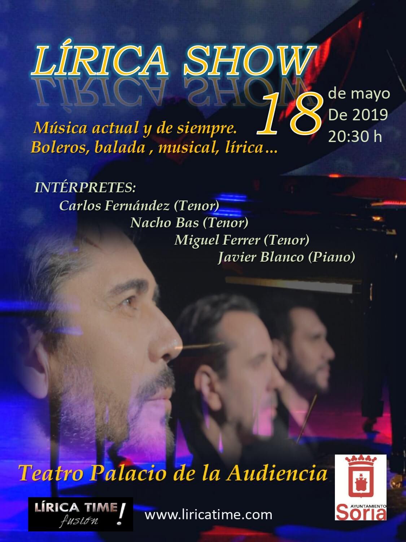 Lírica Show en Soria